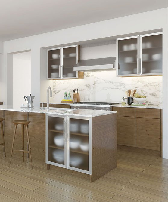 View our cabinet doors