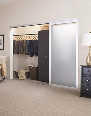 Eclipse wardrobe door