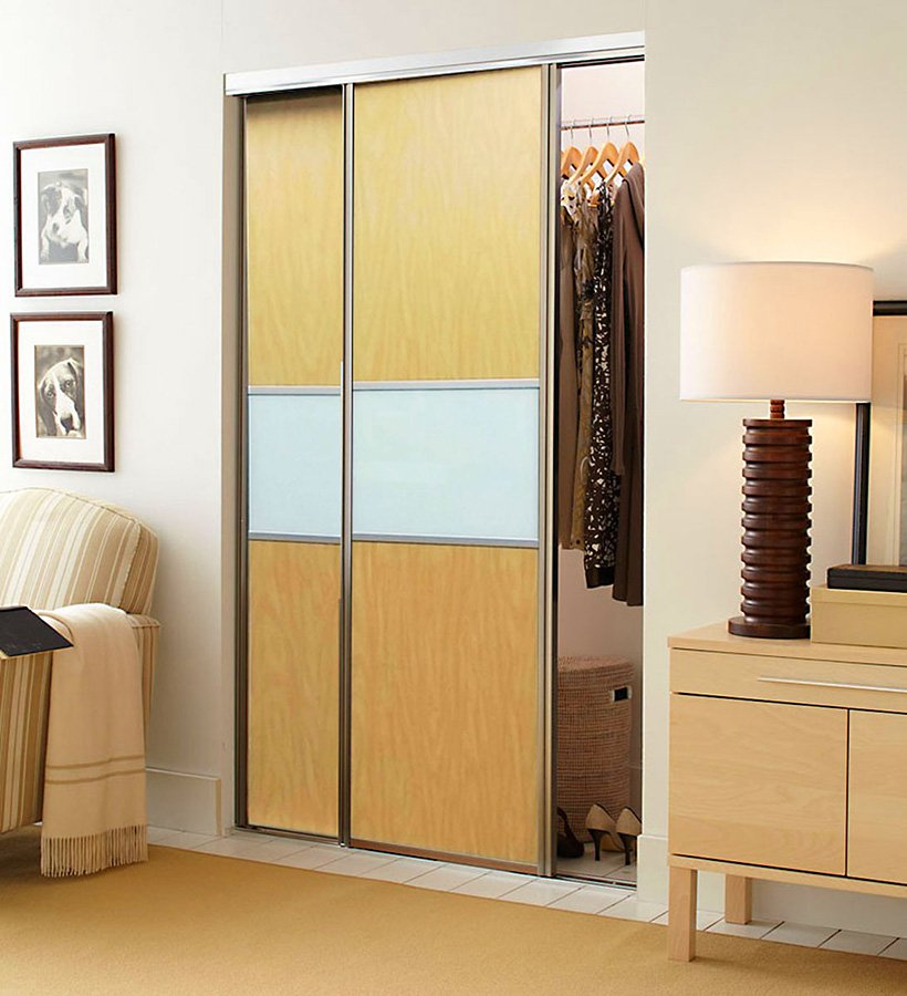 Matrix Wardrobe Door