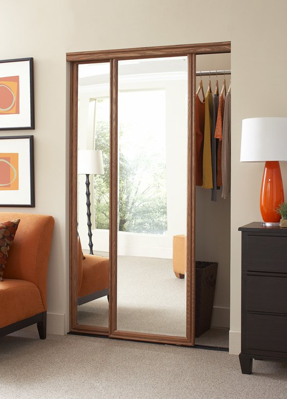 Oak Fantasy Wardrobe Doors