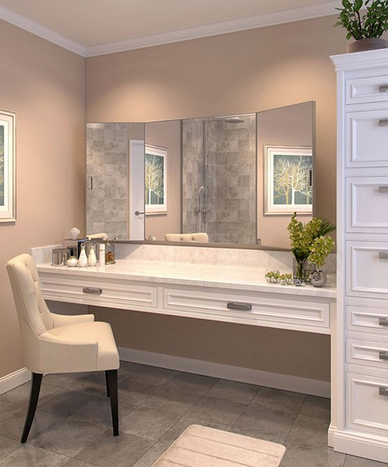 View our Vanities