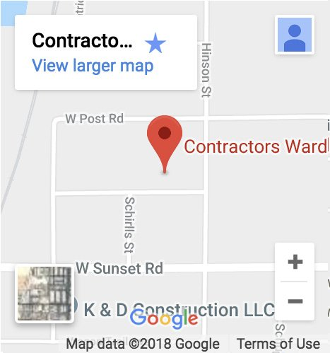 contractors wardrobe las vegas location